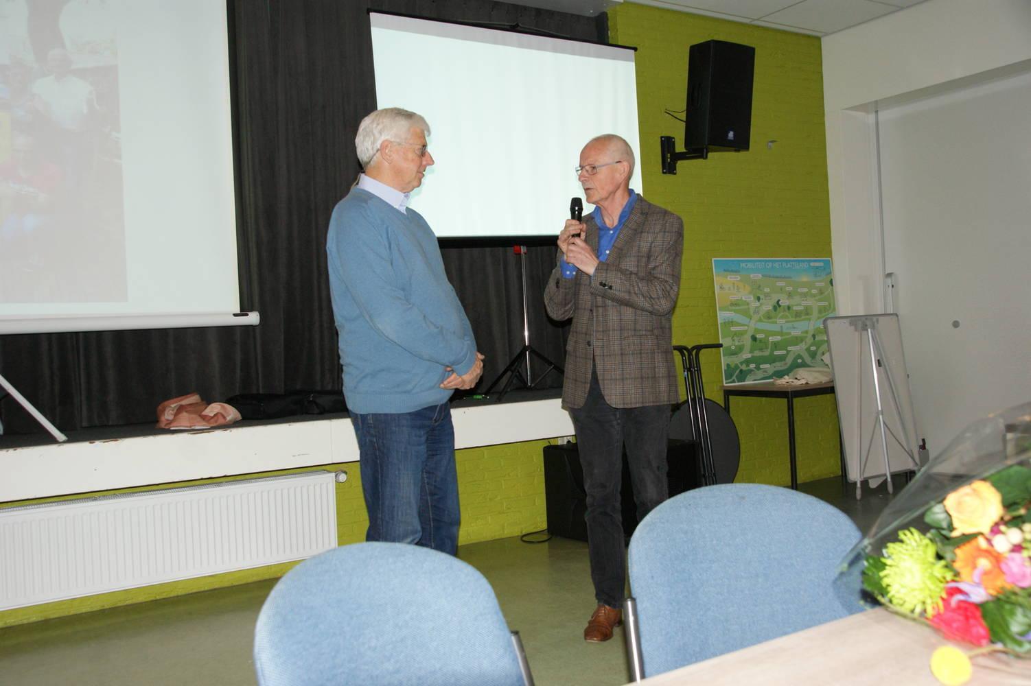 Ger Steenbergen nieuwe voorzitter Dorpenoverleg