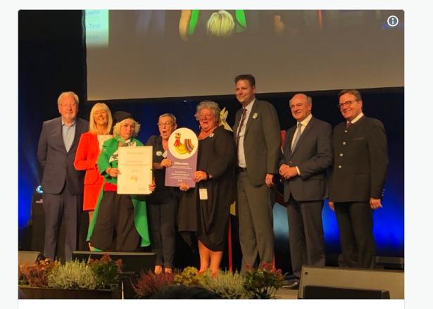 Witteveen wint Europese Dorpsvernieuwing Award