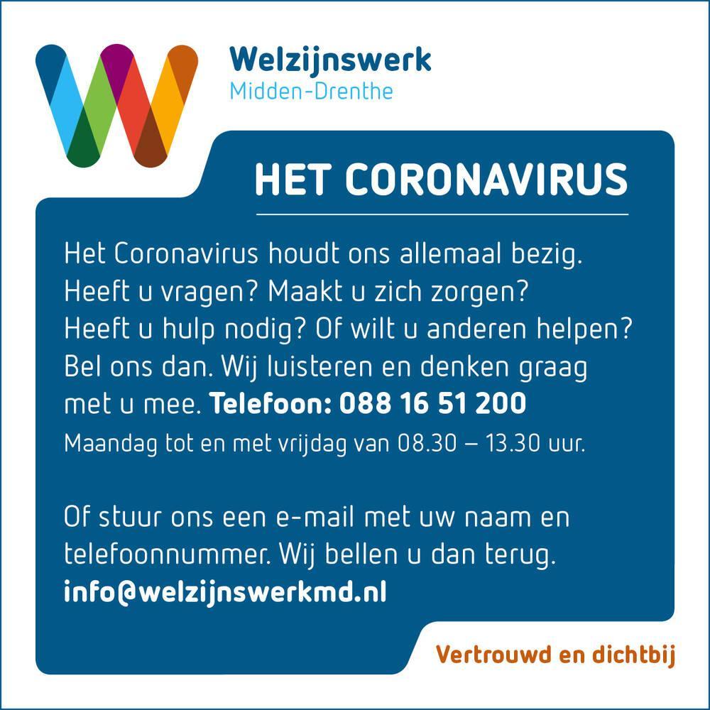welzijnswerk Midden Drenthe